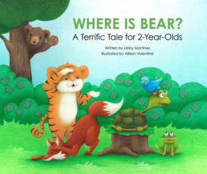 Image of Where is Bear book