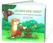 Imagen del libro: ¿Dónde está Osito?